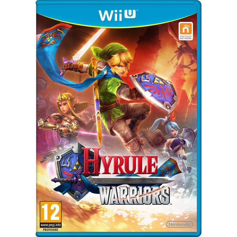 Pré-commande : Hyrule Warriors sur Nintendo Wii U