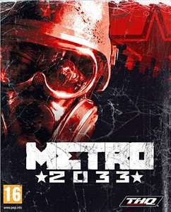 Metro 2033 sur PC (Steam)
