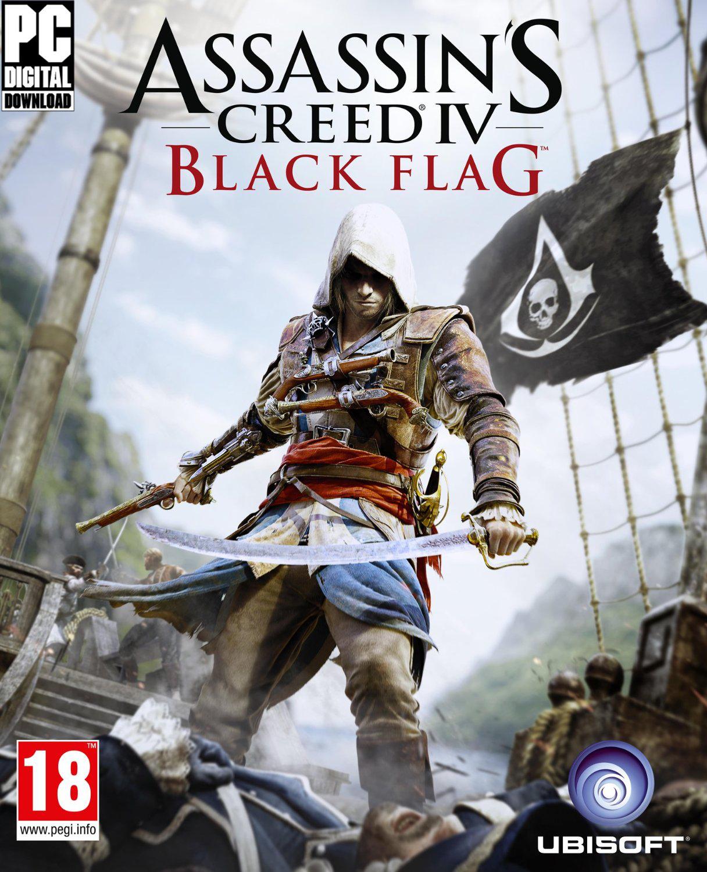Assassin's Creed IV: Black Flag sur PC (Dématérialisé - Uplay)