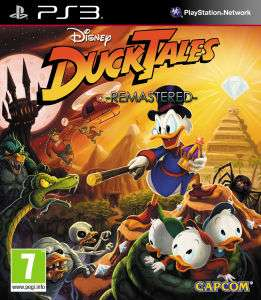 Duck Tales: Remastered PS3
