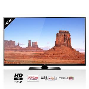 "Téléviseur plasma 60"" LG 60PB5600 - Full HD, 600Hz"