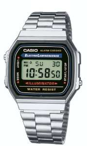 Montre Casio A168WA-1YES