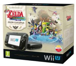 Pack premium Wii U 32 Go The Legend of Zelda : Wind Waker HD - Edition limitée