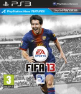 FIFA 13 (PS3/360) et 2 boxers