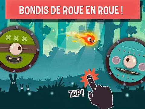 Jeu Pyro Jump complet gratuit sur iOS (au lieu de 2.69€)
