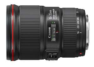 Objectif Canon 16-35 f/4 L IS USM