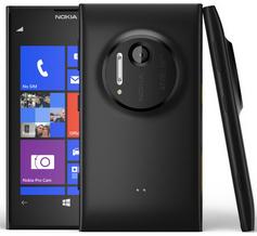 Smartphone Nokia Lumia 1020 LTE 32Go - Noir