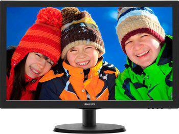 """Moniteur 21,5"""" Philips 223V5LSB Full HD"""