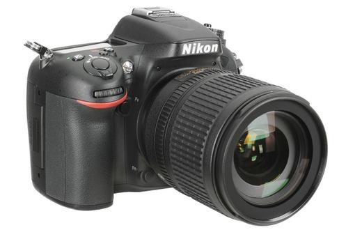 Reflex Nikon D7100 + objectif 18-105 mm