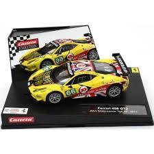 Voiture pour circuit Carrera Evolution - Ferrari 458 Italia GT2 JMW Motorsports