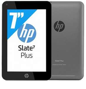 Tablette 7'' HP Slate 7 Plus - 1280 x 800 HD IPS - 8 Go - NVIDIA Tegra 3 - RAM 1 Go - Android 4.2 - Grise
