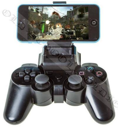 Support smartphone Gameklip pour manette ps3