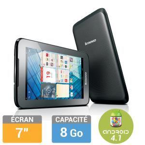 """Tablette 7"""" Lenovo IdeaTab A1000L (Avec ODR de 30€)"""
