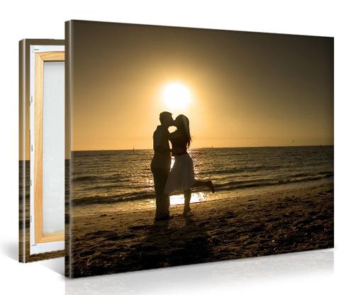 Photo sur toile, 4 formats au choix sur Printerpix dès