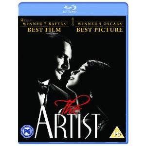 The Artist en Blu-ray