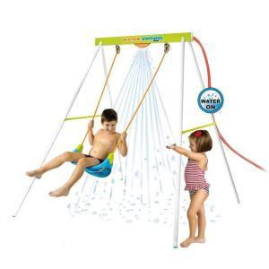 Balançoire de Jardin Feber Water Swing (avec projection d'eau)