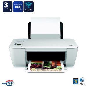 Imprimante tout-en-un jet d'encre HP Deskjet 2542 - A4 - Wi-Fi