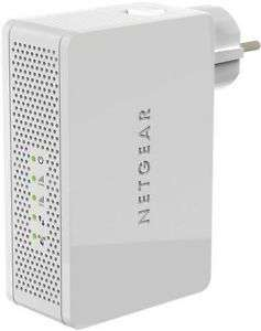 Répéteur WiFi Netgear WN3500RP-100FRS N 600 Dual Band 1 port