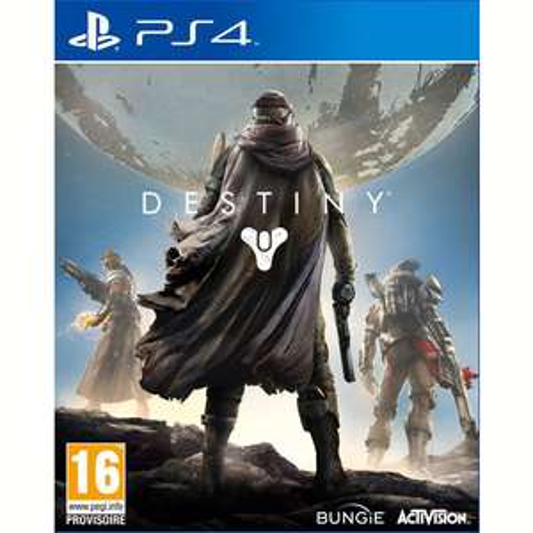 Destiny (+ Passereau amélioré) sur PS3, PS4, Xbox 360, Xbox One