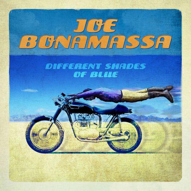 Titre Different Shades Of Blues de  Joe Bonamassa