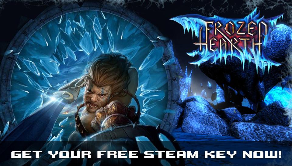 Jeu PC Frozen Hearth offert (Dématérialisé - Steam)