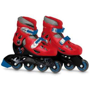 Rollers Spiderman d'arpege (Taille 34-37)