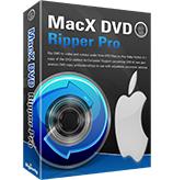 Logiciel MacX DVD Ripper Pro gratuit au lieu de 45€