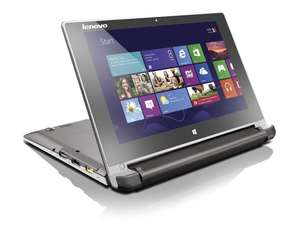 Ultra Portable Tactile 10,1'' Lenovo - Flex 10 pliable à 300° - Intel Celeron N2806 (1,6 GHz) - Windows 8.1