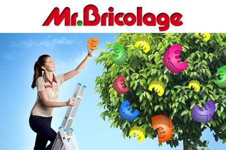 30€ à dépenser chez Mr Bricolage Montélimar pour 15€