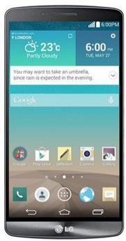 Smartphone LG G3 version 16 Go Noir métal