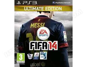 Jeu FIFA 14 Ultimate Edition sur PS3 / Xbox 360 à 23€,  Assassin's Creed IV: Black Flag sur Xbox 360