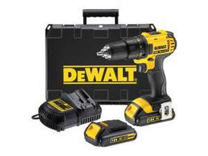 Perceuse Visseuse Dewalt 18V XR + 2 batteries li-ion NEUF