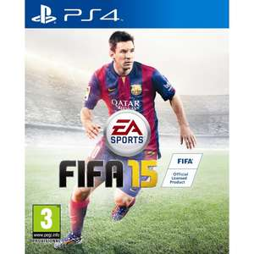 [Précommande] Jeu FIFA 15 sur PS4 / Xbox One