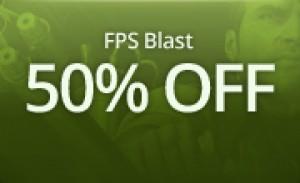 FPS à -50% (Unreal Tournament, Far Cry et d'autres)