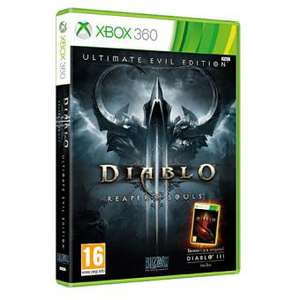 Diablo III Ultimate Evil Edition sur Xbox360 ou PS3
