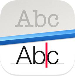 Application Prizmo Scanning OCR et lecture sur iOS
