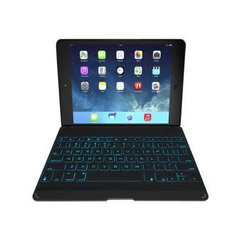 clavier bluetooth rétroéclairé Zagg pour iPad Air - Noir