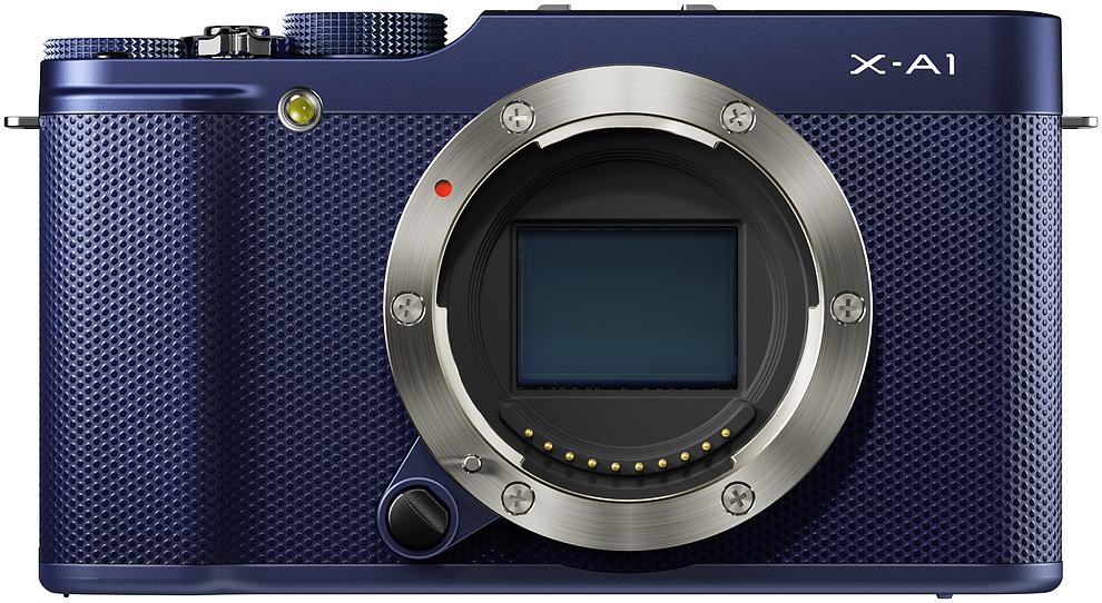 Appareil photo hybride Fujifilm X-A1 (boitier nu) - Bleu