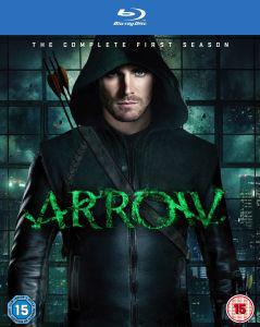 Blu-ray Arrow Saison 1