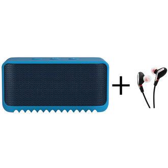 Enceinte Portable Jabra Solemate Mini + Ecouteurs intra-auriculaires Vox offert