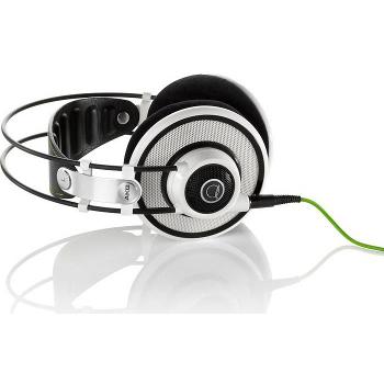 Casque audio de salon AKG Q701 Blanc / livraison offerte