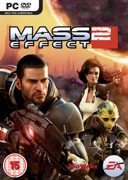 Mass Effect 2 sur PC
