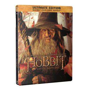 Coffret Blu-Ray le hobbit : un voyage inattendu (Ultimate Edition)
