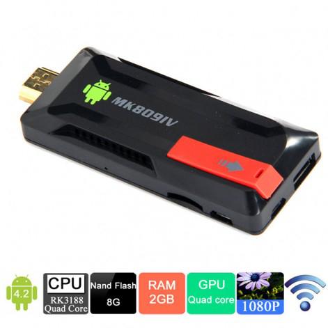 Clé HDMI Android  MK809IV RK3188 Quadcore
