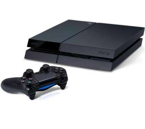Console Playstation 4 500Go