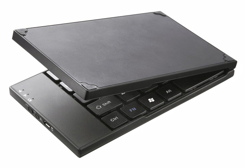 Clavier sans fil pliable Perixx Perioboard-805L - Azerty, Bluetooth 3.0, Li-ion