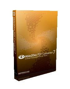 Able2Doc PDF to Word Converter 7 gratuit sur PC (au lieu de 49.95$)