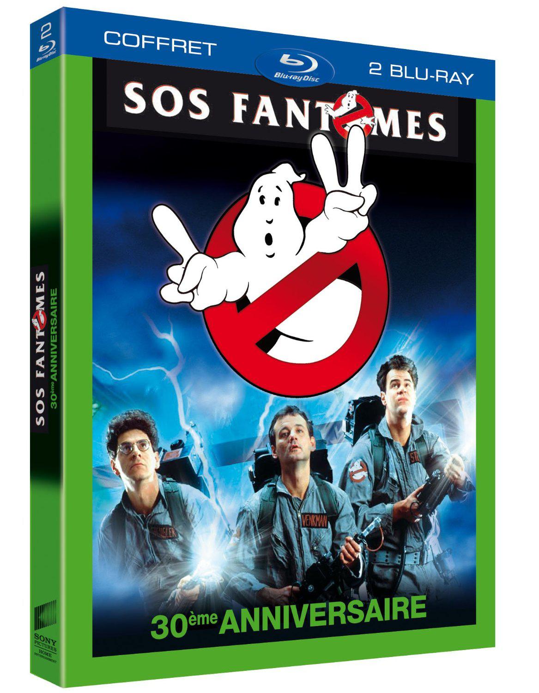 [Précommande] Coffret Blu-ray SteelBook Metal Ghostbusters (SOS Fantômes) I et II