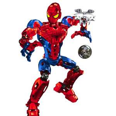 Figurine Spiderman Techbot Megablock