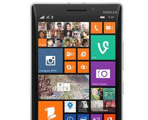 Smartphone Nokia Lumia 930 Noir / Blanc / Orange